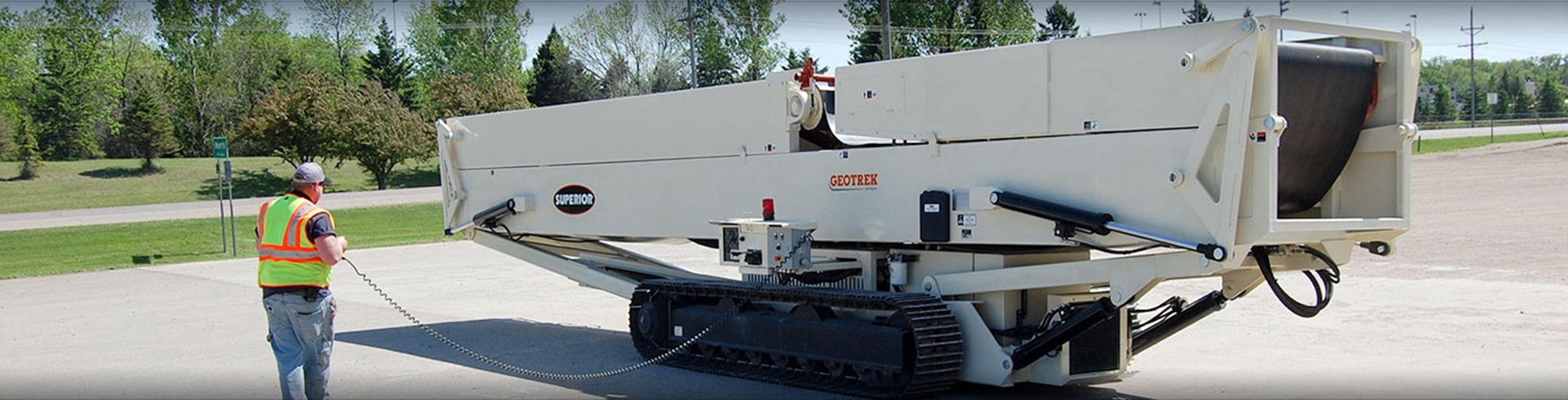 GeoTrek® Conveyor Industries