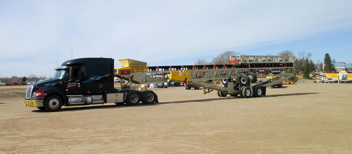 Pinnacle® Conveyor by Superior Industries