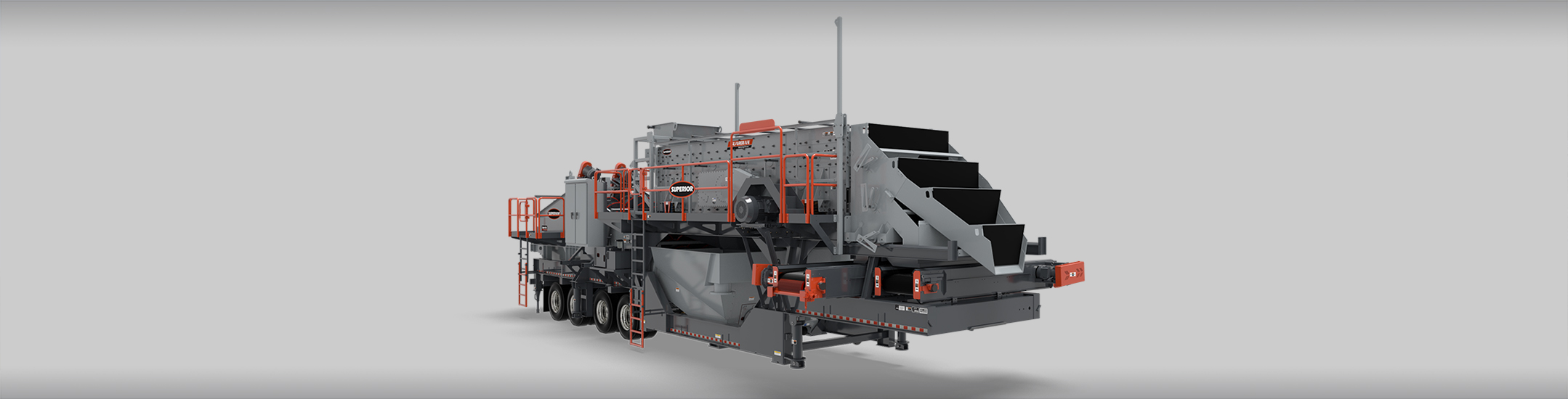 Aggredry® Wash Plant by Superior Industries