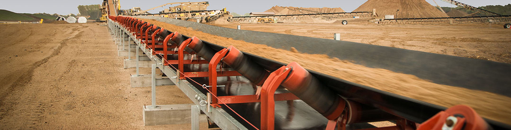 Zipline® Overland Conveyor by Superior Industries