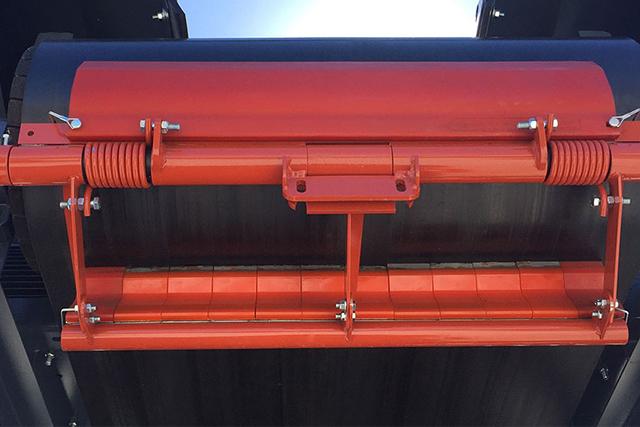 Exterra® SFL Dual Belt Cleaner