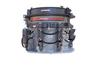 Superior Industries Cone Crusher P400