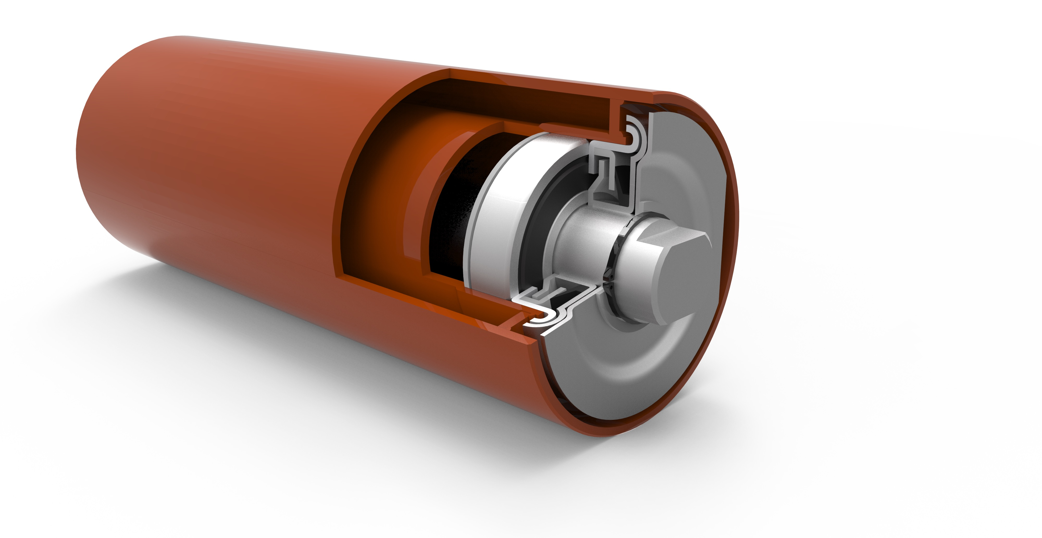 Superior Industries Double Tube Roll