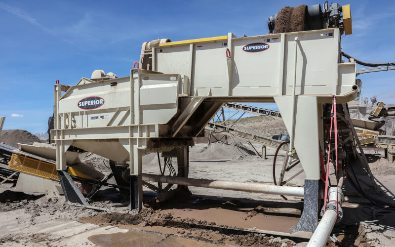 Alliance™ Low Water Washer by Superior Industries