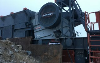 Superior Industries Liberty Jaw Crusher
