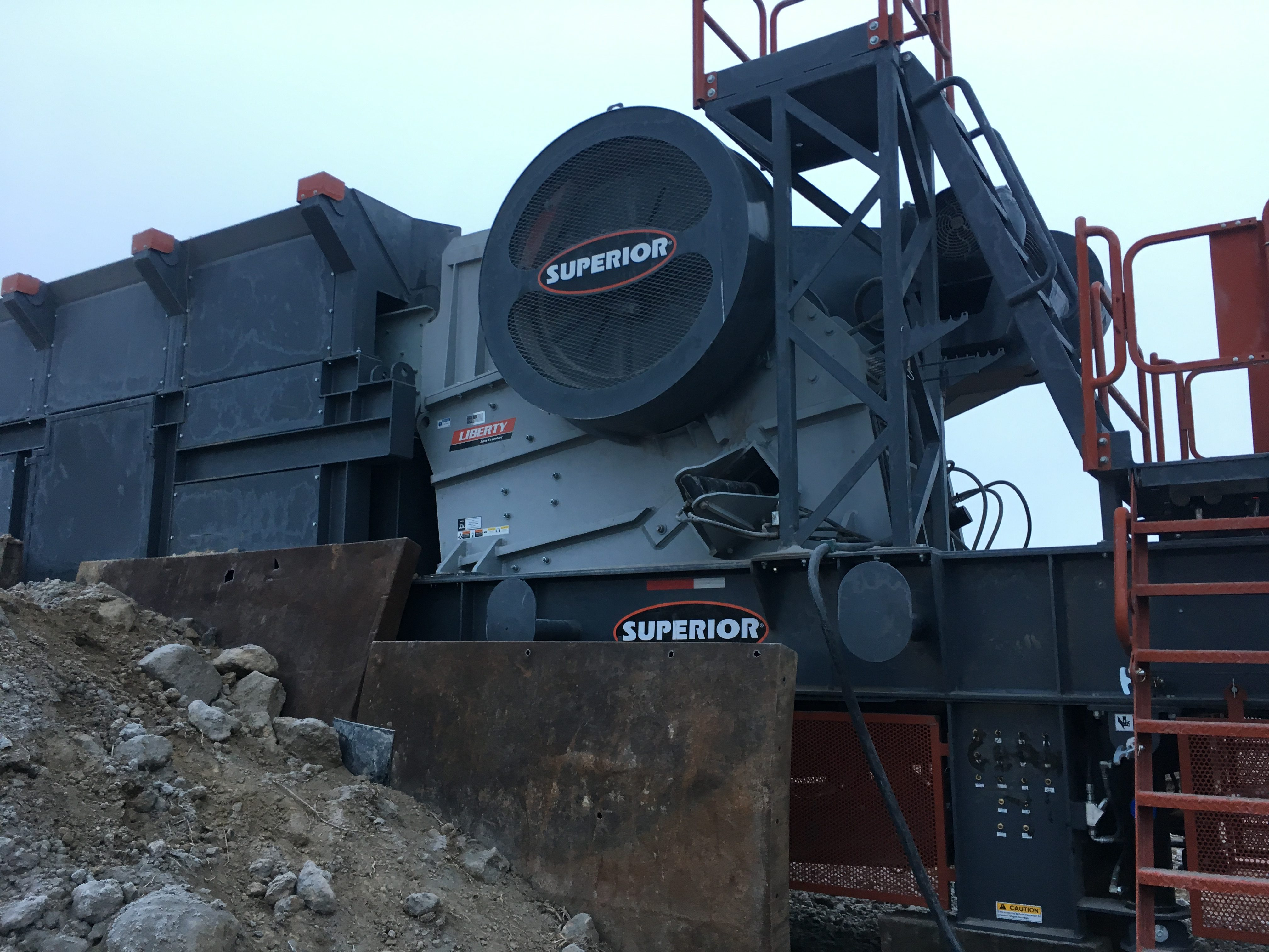 Superior Industries Liberty™ Jaw Crusher
