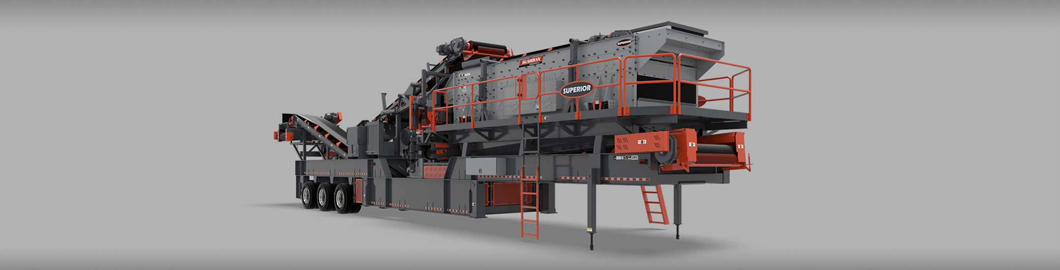 Closed Circuit Plant by Superior Industries
