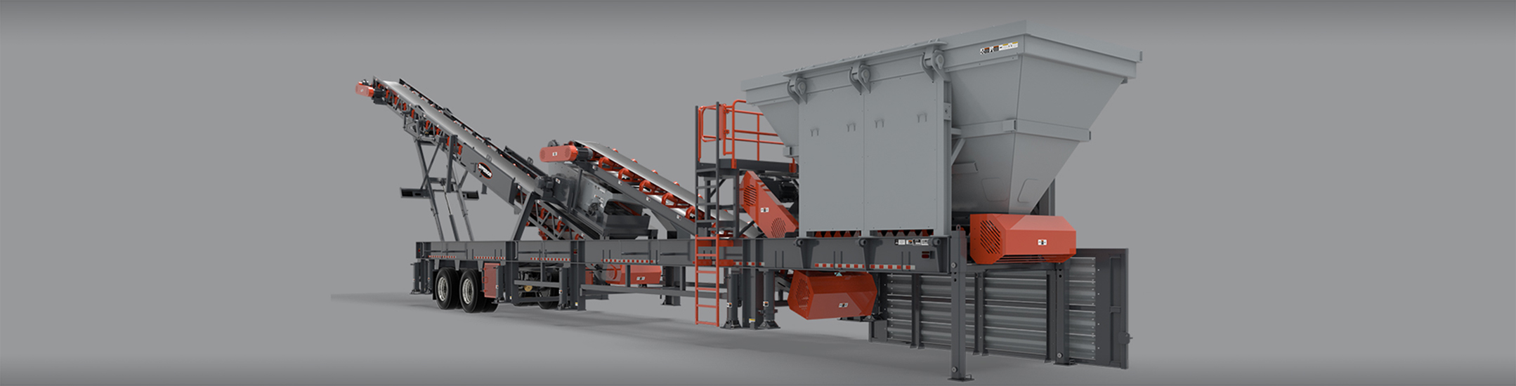 Portable RAP Plant by Superior Industries