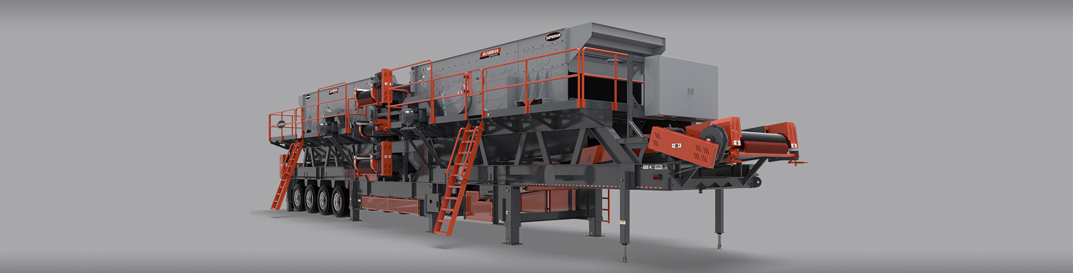 Tandem Guardian® Screen Plant by Superior Industries