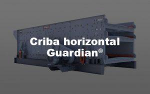 Horizontal Screen is a triple shaft horizontal screen.