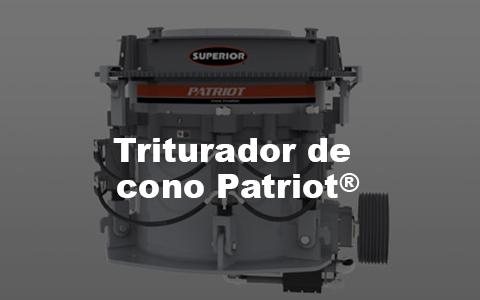 Planta de triturador de cono Patriot® - Superior Industries