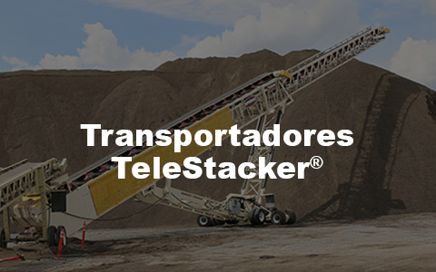 The TeleStacker Conveyor is the best selling telescopic conveyor in the world.