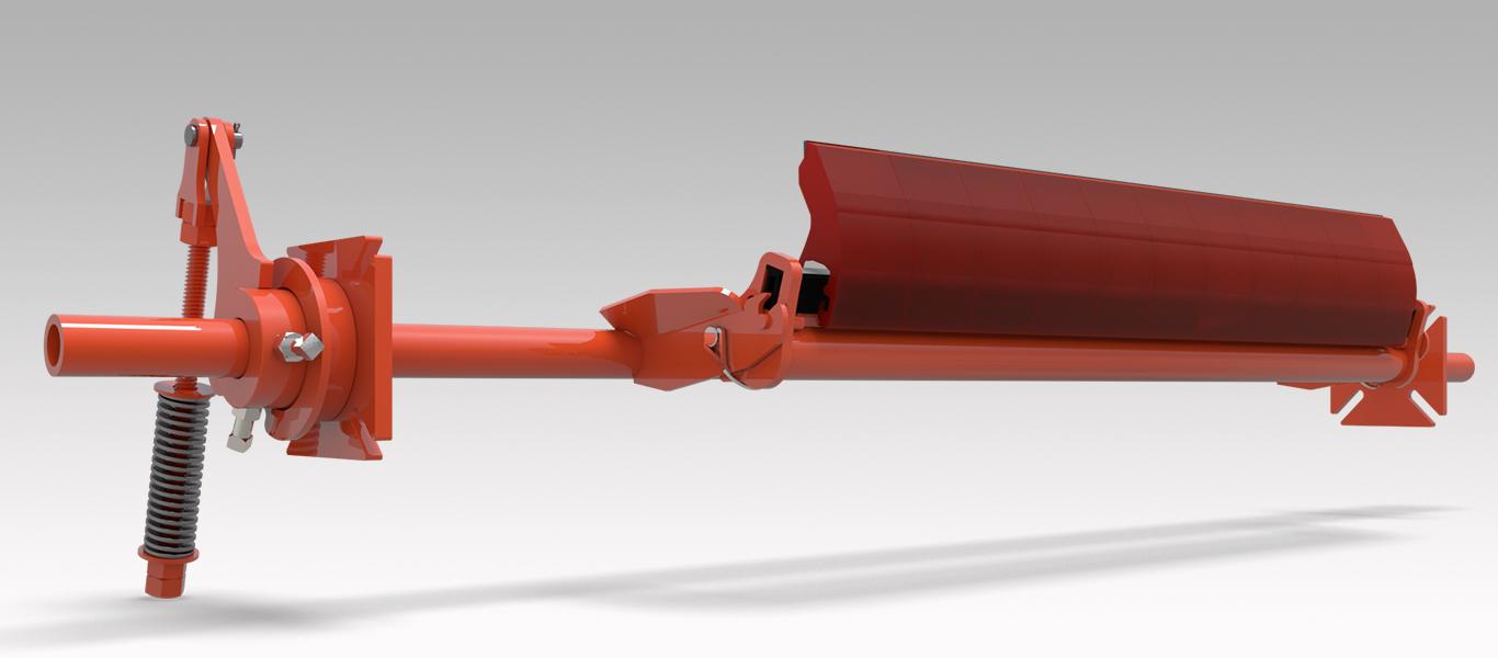 Designed for straightforward, quick conveyor installations,