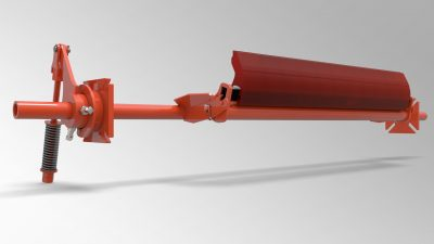 Designed for straightforward, quick conveyor installations