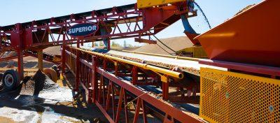Superior Conveyor Safety Handrail