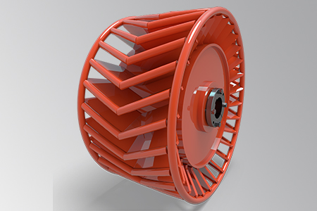 Superior Industries Grain Handling Boot Pulley