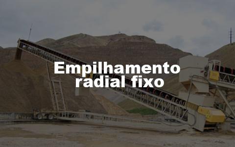 Empilhamento radial fixo