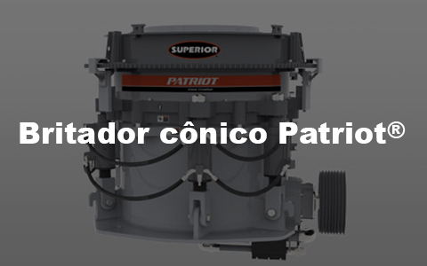Britador conico Patriot