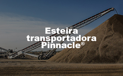 esteira transportadora Pinnacle