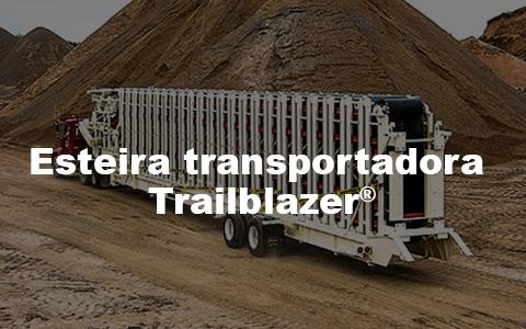 esteira transportadora Trailblazer