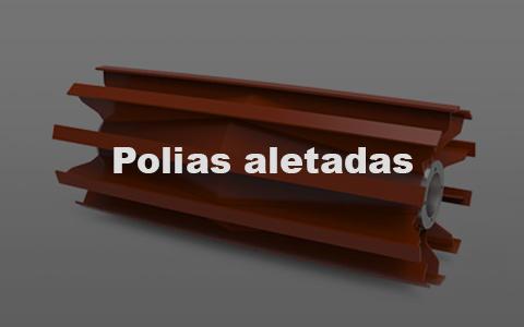 polias aletadas