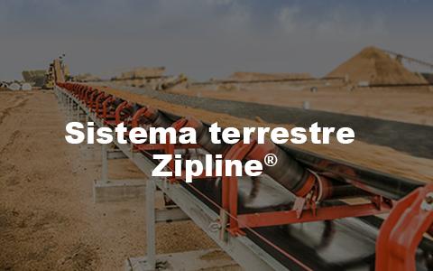 sistema terrestre zipline