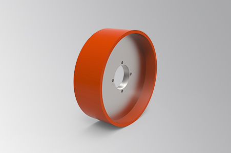 grain handling single disc pulley