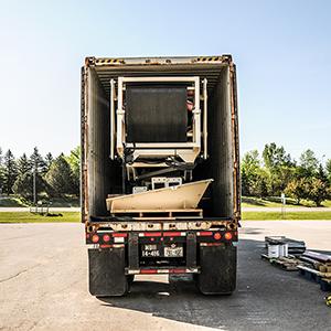 equipment fits in international shipping conveyor
