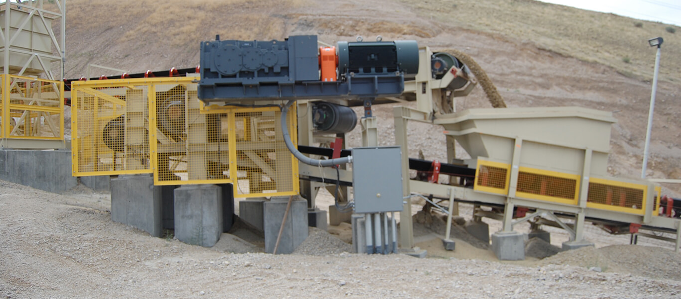 core systems design from Superior Industries, a U.S. manufacturer of equipment for the aggregates and mining industries.