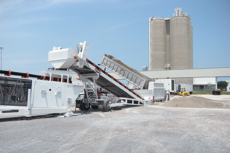 Truck unloader from Superior Industries