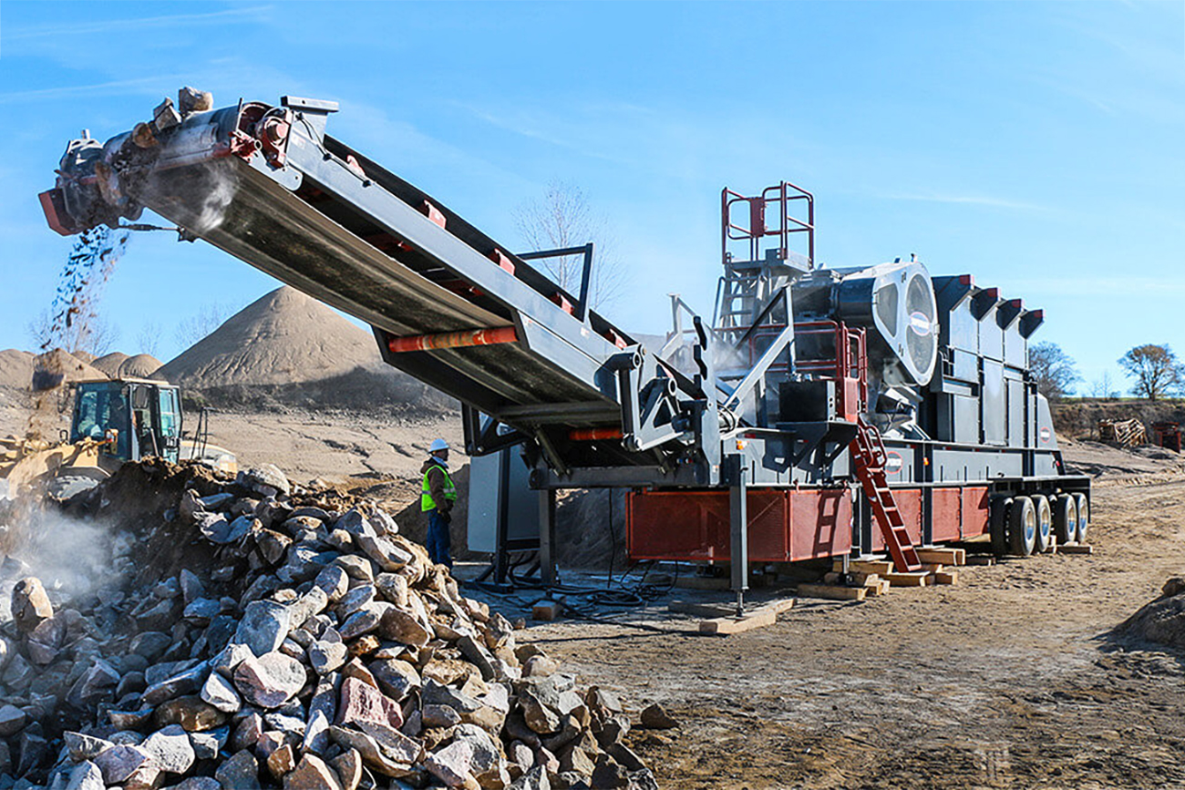 Liberty® Jaw Crusher by Superior Industries