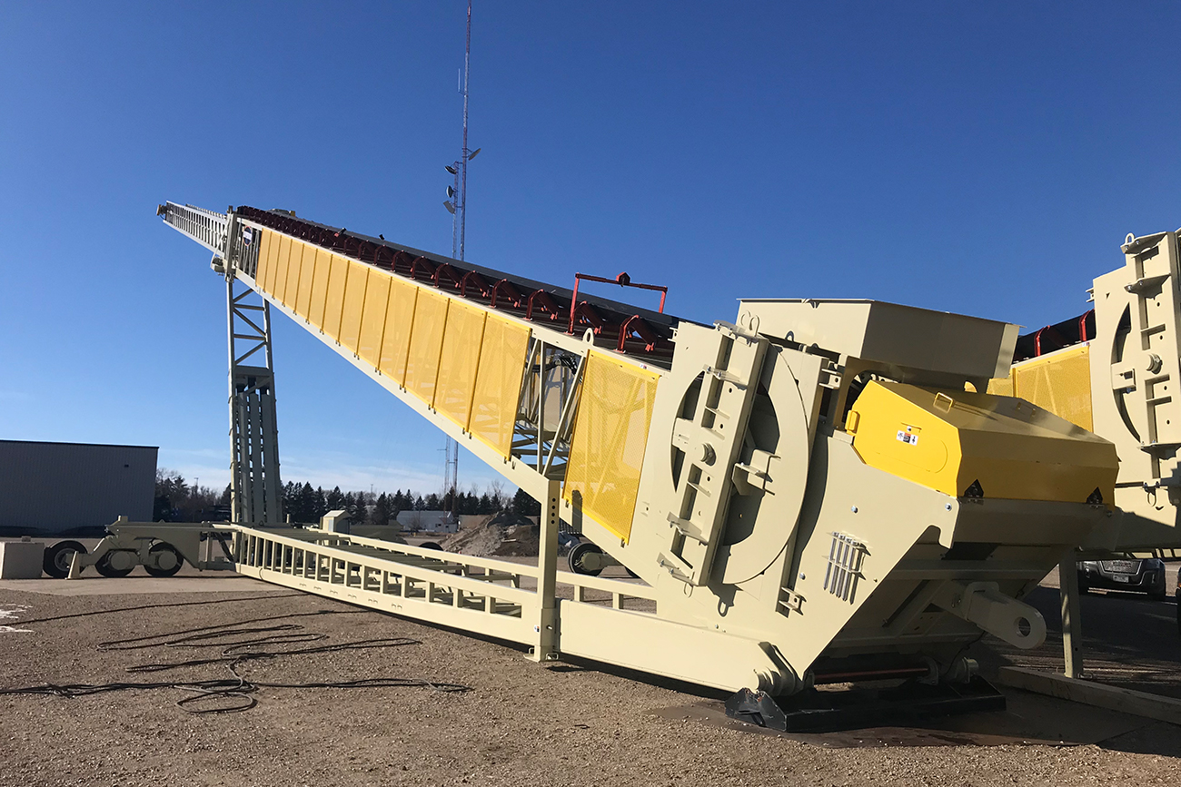 Telestacker® Conveyor