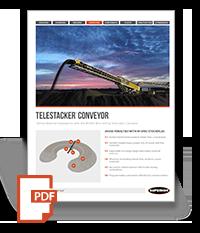 cover 1123 Telestacker® Conveyor literature