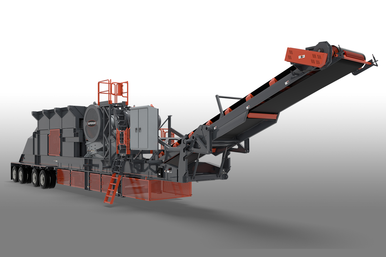 related products Liberty® Jaw Crusher Plant