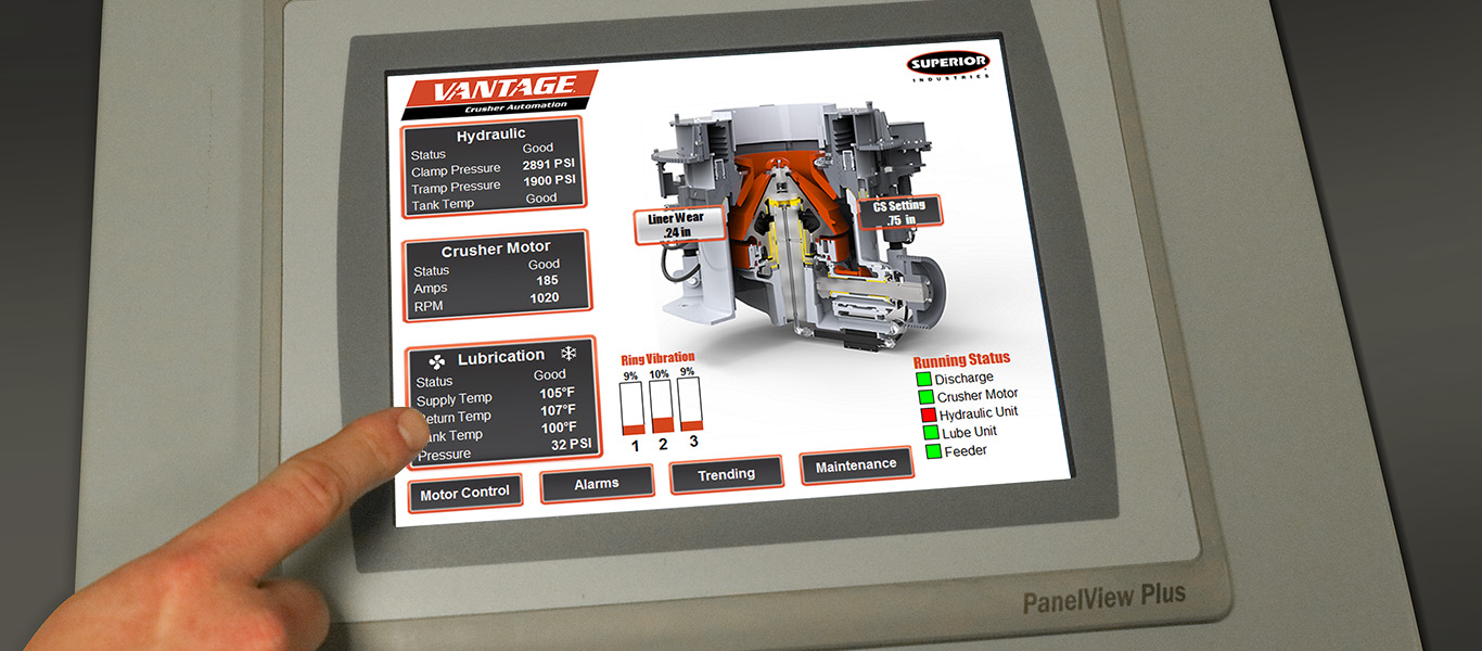 Vantage Automation From Superior Industries