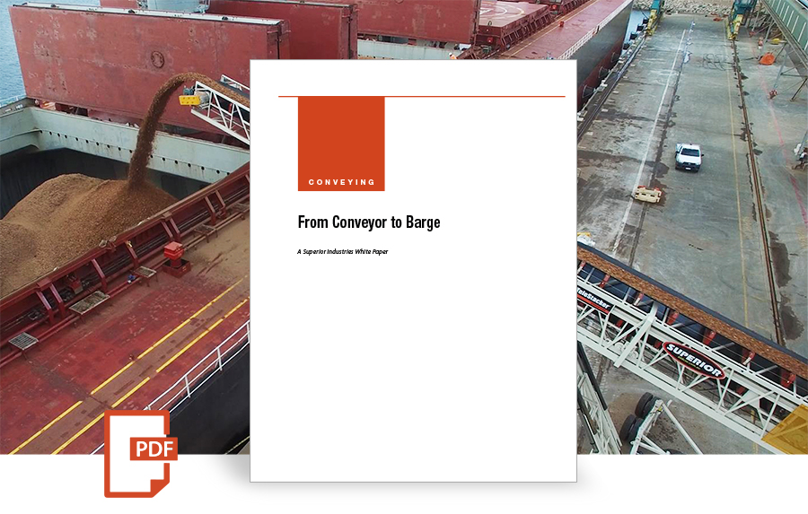 From Conveyor to Barge SPWP1188ENWB-01 whitepaper