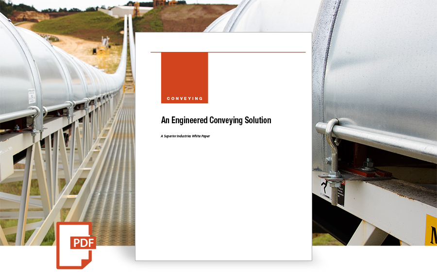 Overland Conveying An Engineered Solution SPWP1198ENWB-01 whitepaper