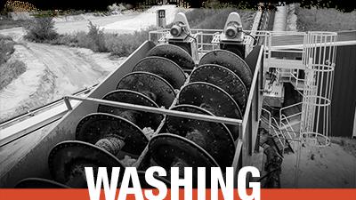 Washing Equipment - Stock Inventory