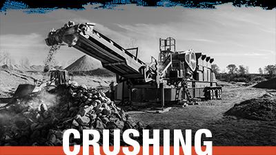 Crushing Equipment - Stock Inventory