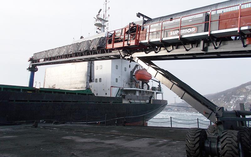 Ports & Terminals - Superior Industries