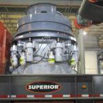 Superior Clemro Cone Crusher 400HP