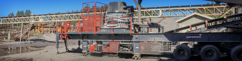 Valor® VSI Plant by Superior Industries
