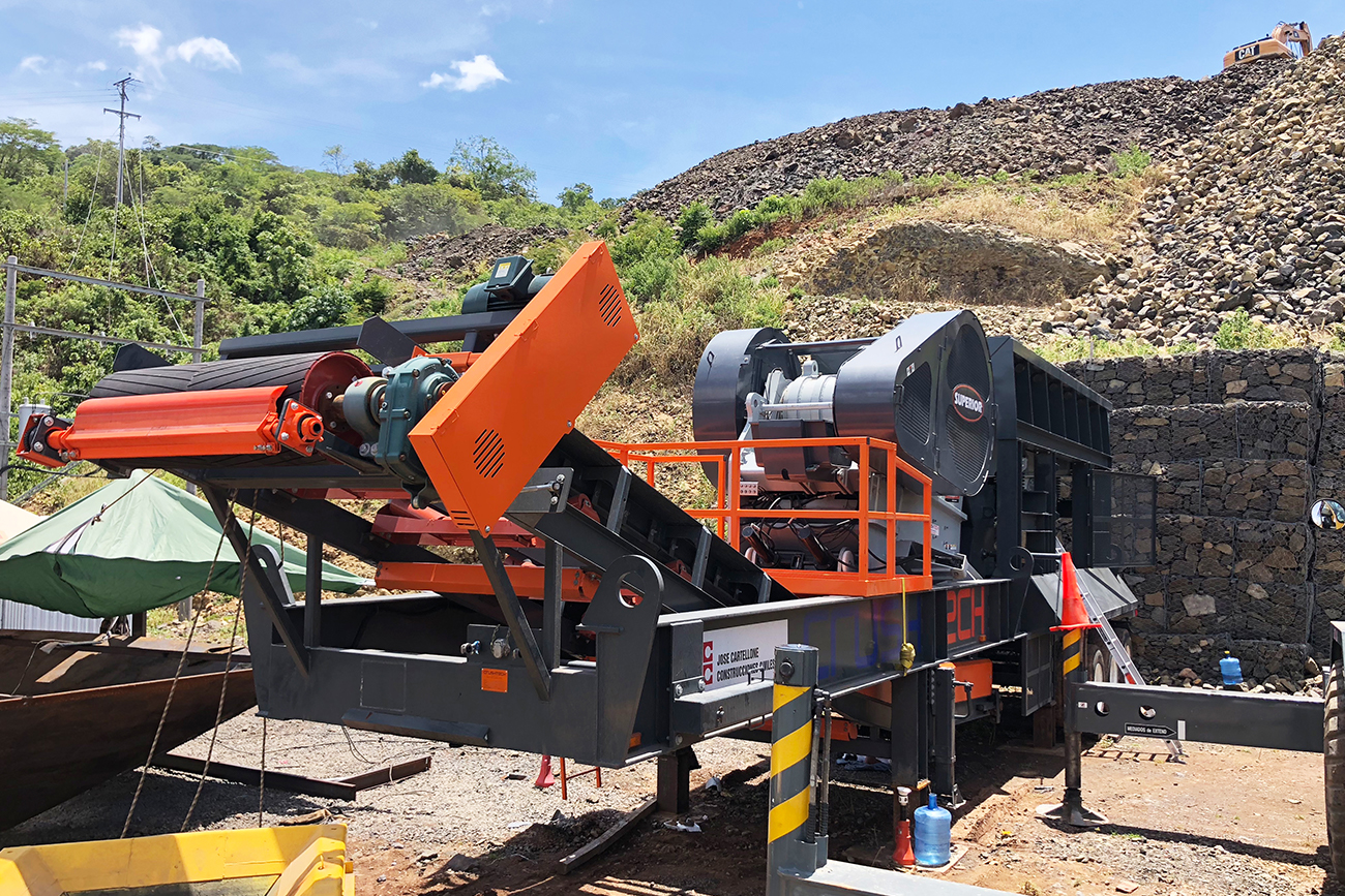 Liberty® Jaw Crusher - Superior Industries