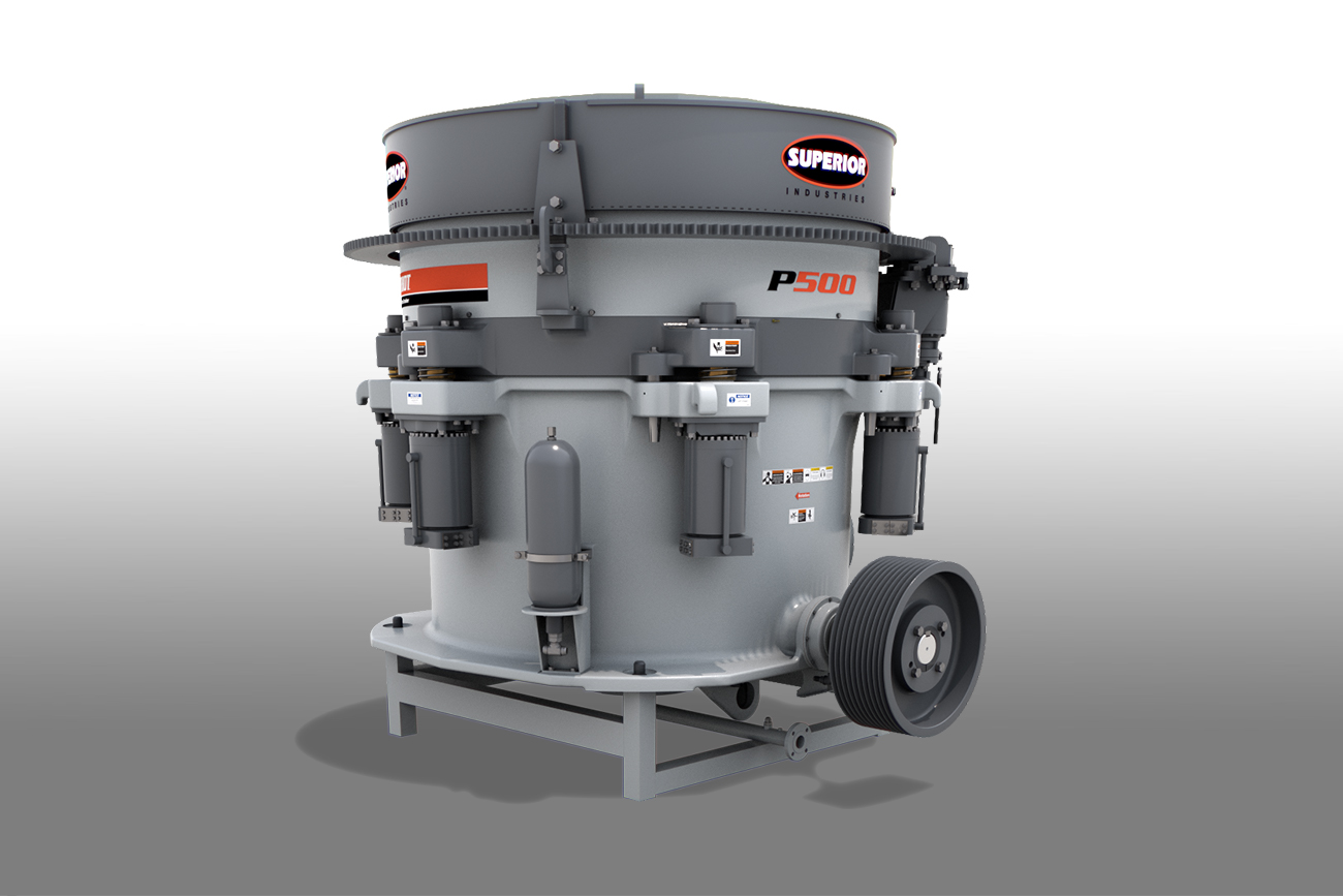 category Patriot P500 Cone Crusher by Superior Industries