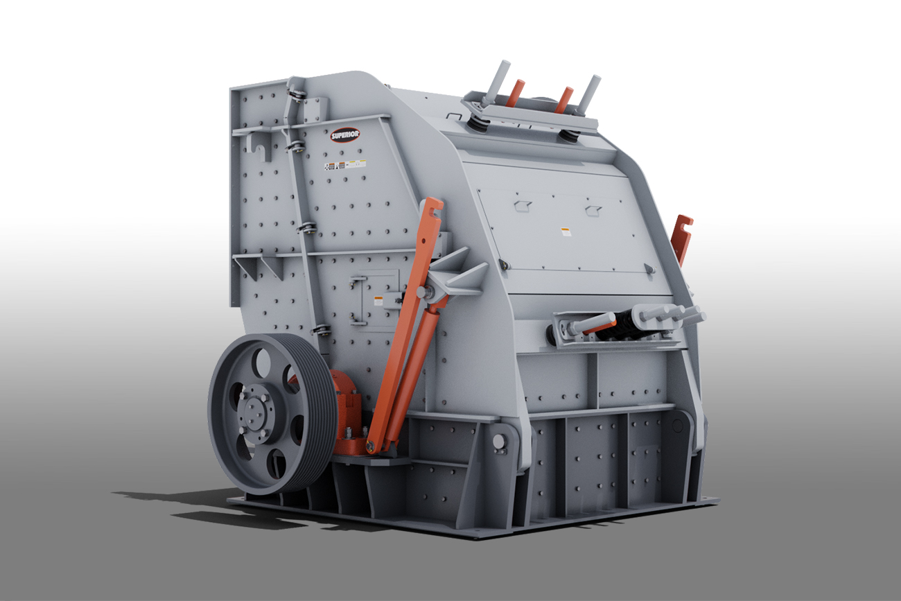 category Sentry™ HSI Horizontal Shaft Impactor by Superior Industries