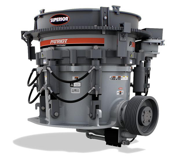 P300 Patriot® Cone Crusher by Superior Industries