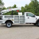 2019 Crane Service Truck - Class 5 2WD