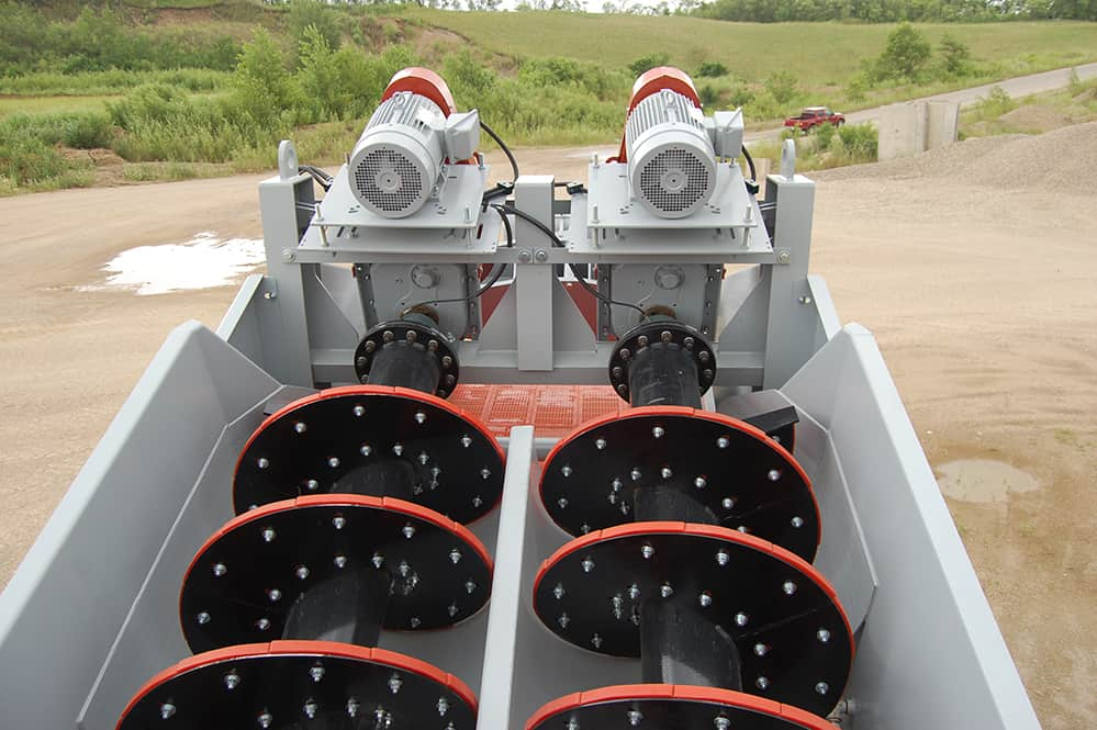 Aggredry Dewatering Washer twin screw | Superior Industries
