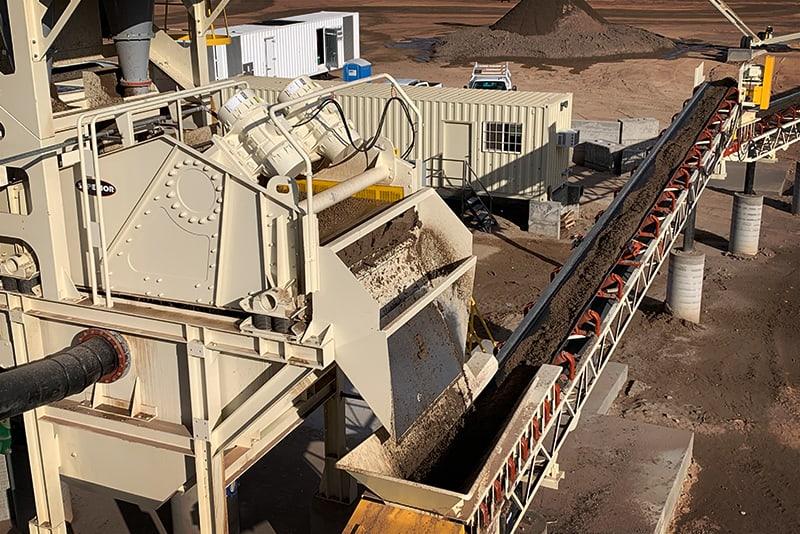 Spirit Sand Plant | Superior Industries
