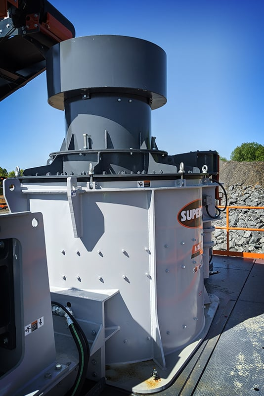 Valor Vertical Shaft Impactor (VSI) by Superior Industries